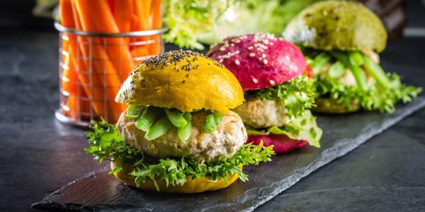 Sprwadź pasty idealne do burgerów