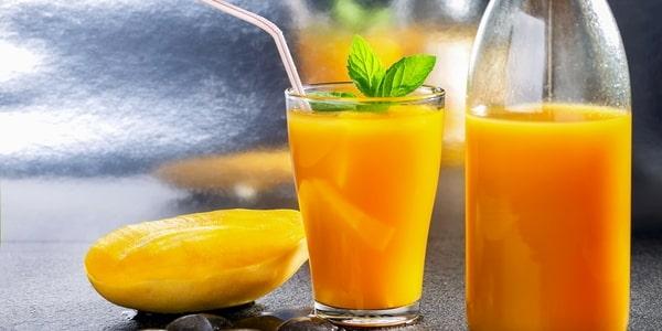 Pulpy z mango >
