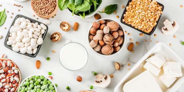 Zobacz produkty dla wegan i wegetarian