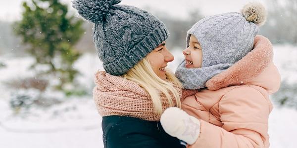 Kremy na zimę dla dzieci