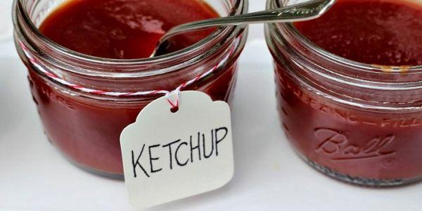 ketchup z cukinii to znakomity zamiennik tradycyjnego ketchupu