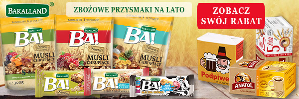 Produkty zbożowe Bakalland >>