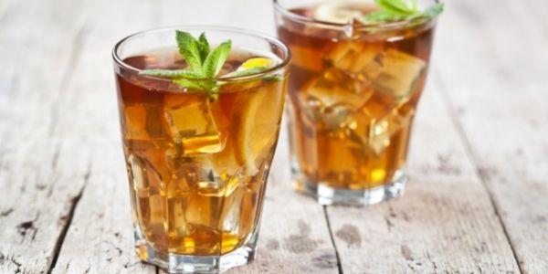 miętowy naturalny napój energetyczny