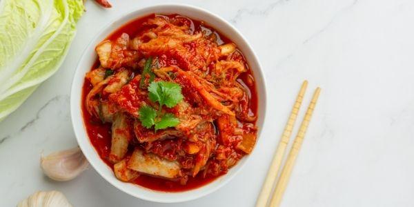 przepis na kimchi