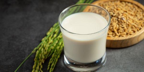 mleko ryżowe - właściwości