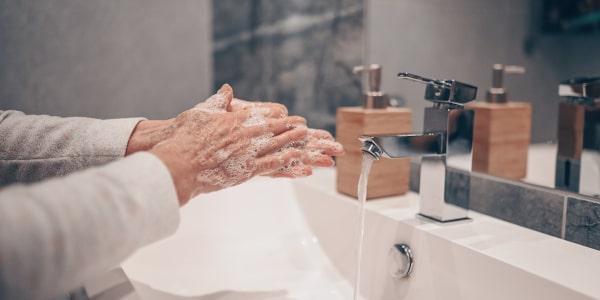 Mycie rąk >>