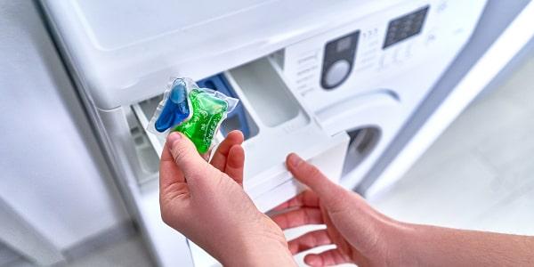 kapsułki do prania