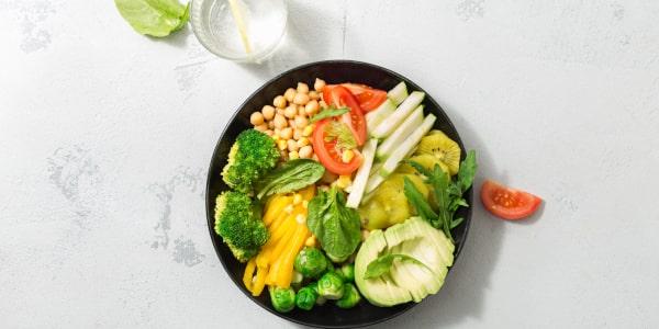 Zielone warzywa >>