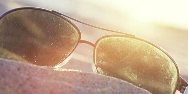wpływ promieniowania słonecznego na skórę