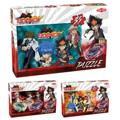 Puzzle 35 Beyblade