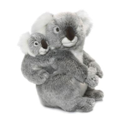 Koala z dzieckiem 28cm WWF Wwf Plush Collection