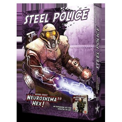 Neuroshima Hex 3.0 - Steel Police