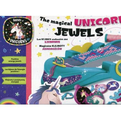 Lisciani The Magical Unicorn Jewels