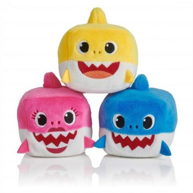 Maskotka Baby Shark Cube mix Smart Study