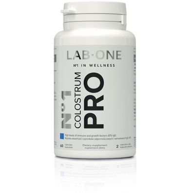 Lab One N°1 Colostrum Pro 60 kaps.