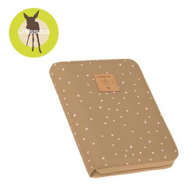 Casual Label Etui na dokumenty Dots curry Lassig