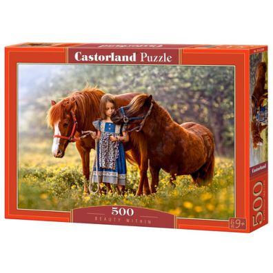 Puzzle 500 Beauty Within CASTOR