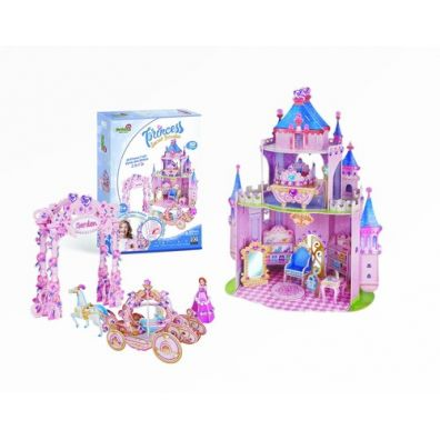 Puzzle 3D Princess Secret Garden