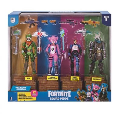 Fortnite - figurki 4 szt.