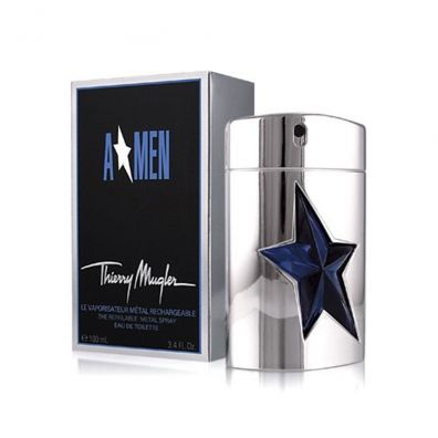 Thierry Mugler A Men Woda toaletowa refillable metal spray 100 ml