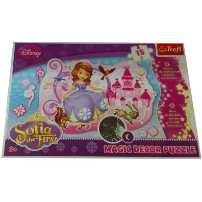 Puzzle Magic Decor 15 - Jej Wysokość Zosia TREFL