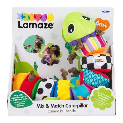 Gąsienica mix and match lc27244 Tomy