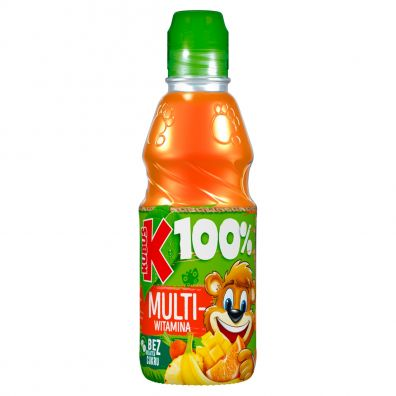 Kubuś Sok 100% multiwitamina 300 ml