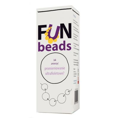 Mini eksperyment - FUN beads Funiversity