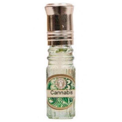 Song Of India Perfumy w skoncentrowanym olejku 2,5 ml - cannabis