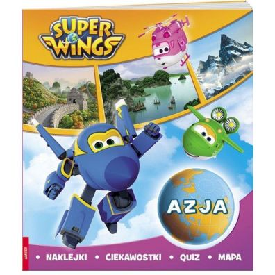 Super Wings. Azja