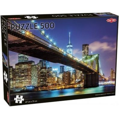 Puzzle 500 Brooklyn Bridge