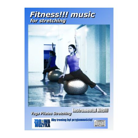 CD Fitness!!! music for stretching