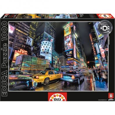 Puzzle 1000 Times Square/Nowy Jork G3 Educa