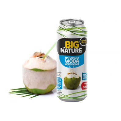 Big Nature Woda kokosowa (2020-08-11) 520 ml