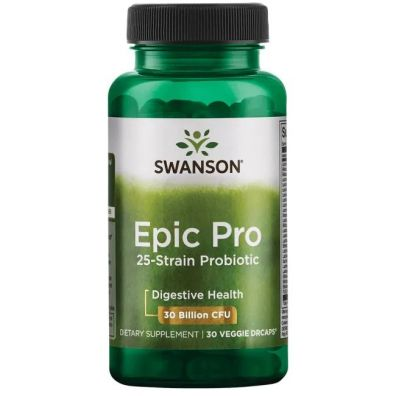 Swanson, Usa Epic Pro 25 suplement diety 30 szt.