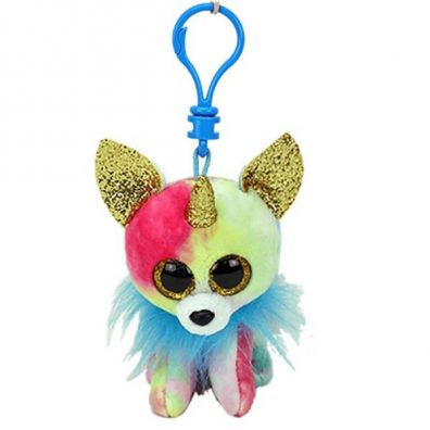 TY BEANIE BOOS Clip Yips chihuahua jednorożec 8,5cm 35237