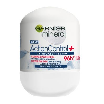 Mineral Action Control+ Clinically Tested Anti-Perspirant antyperspirant w kulce