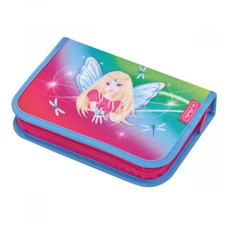 Piórnik 31cz. Smart Rainbow Fairy HERLITZ