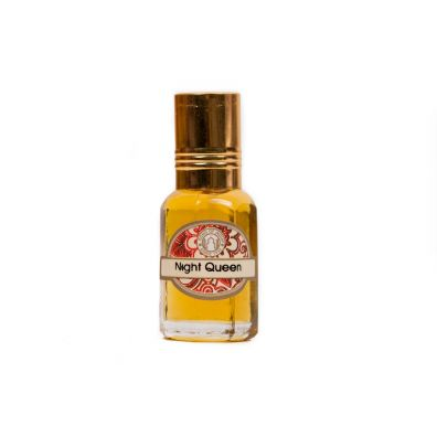 Song Of India Indyjskie perfumy w olejku 5 ml - Night Queen