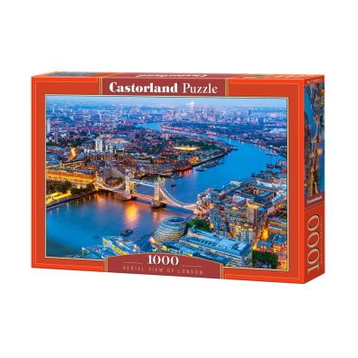 Puzzle 1000 Aerial View of London
