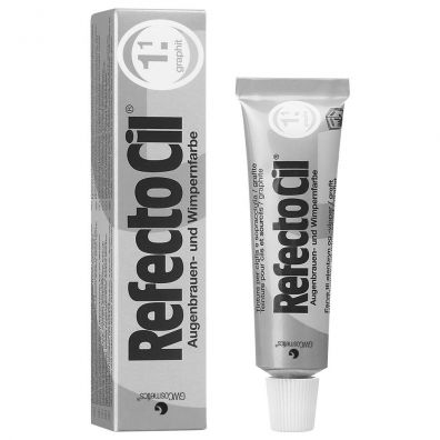 Refectocil Eyelash And Eyebrow Tint henna do brwi i rzęs 1.1 Graphite 15 ml