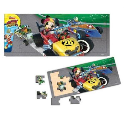 Puzzle Układanka. Mickey AND the Roadster Racers 21 Brimarex