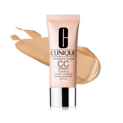 Clinique Moisture Surge CC Cream SPF30 krem CC do twarzy Light Medium 40 ml