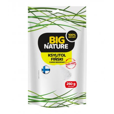 Big Nature Ksylitol Fiński 250 g