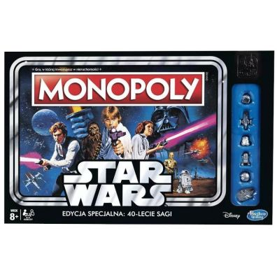 Monopoly. Star Wars