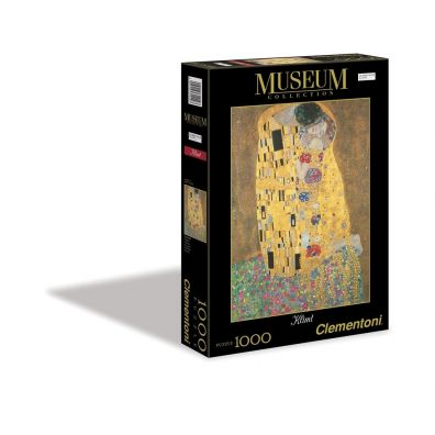 Puzzle 1000 Museum Klimt The Kiss
