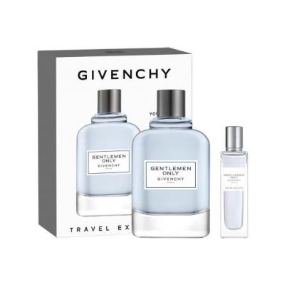 Givenchy Gentleman Only Woda toaletowa spray 100ml + Woda toaletowa spray 15ml