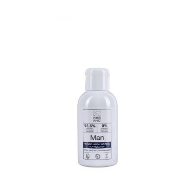 Active Organic Man płyn do higieny intymnej 100 ml