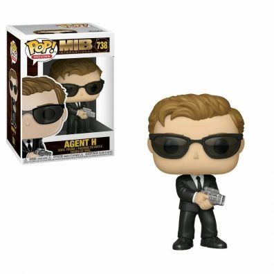 Figurka Funko POP Movies: Men In Black International - Agent H 738