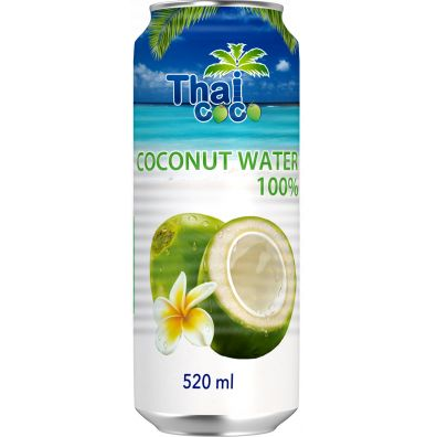 Thai Coco Woda kokosowa 100% 520 ml